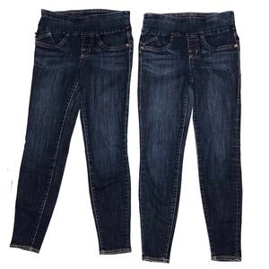 ROCK & REPUBLIC | 2 Pairs Fever Pull-on Skinny 6